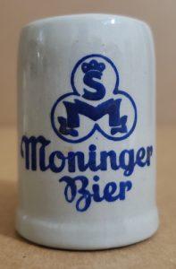 Moninger Bier Mini Stein moninger bier mini stein Moninger Bier Mini Stein moningerbierministein 197x300