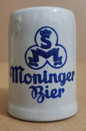 Moninger Bier Mini Stein