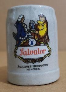 Salvator Beer Mini Stein salvator beer mini stein Salvator Beer Mini Stein salvatorministein 217x300