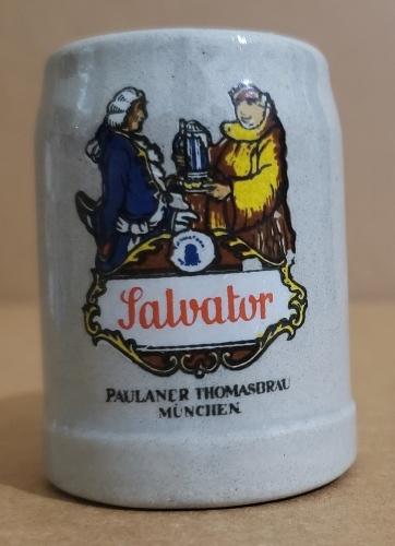 Salvator Beer Mini Stein
