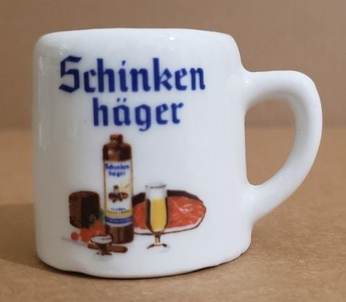 Schinken Hager Gin Mini Stein