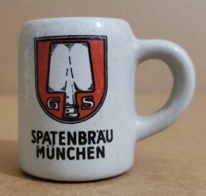 Spatenbrau Beer Mini Stein spatenbrau beer mini stein Spatenbrau Beer Mini Stein spatenbraumunchenministein 300x285