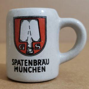 Spatenbrau Beer Mini Stein [object object] Home spatenbraumunchenministein 300x300