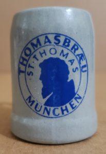 ThomasBrau Beer Mini Stein thomasbrau beer mini stein ThomasBrau Beer Mini Stein thomasbraumunchenministein 206x300