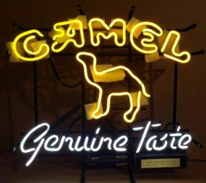 Camel Cigarettes Neon Sign camel cigarettes neon sign Camel Cigarettes Neon Sign camelgenuinetaste1994 300x266