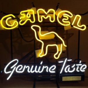 Camel Cigarettes Neon Sign [object object] Home camelgenuinetaste1994 300x300