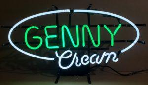 Genny Cream Ale Neon Sign genny cream ale neon sign Genny Cream Ale Neon Sign gennycream1989 300x173