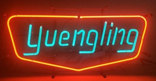 Yuengling Beer Neon Sign