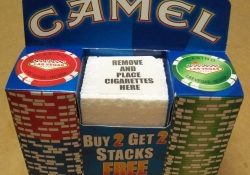 Camel Cigarettes Poker Chips [object object] Home camelvegaspokerchips landscape