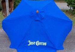 Jose Cuervo Tequila Patio Umbrella [object object] Home josecuervoumbrella landscape