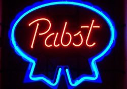Pabst Blue Ribbon Beer Neon Sign [object object] Home pabstblueribbon2015 landscape